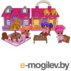 Кукольный домик Qiqi Toys TM736AQ