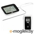Кухонный термометр ADE BBQ1408 (Black-White)