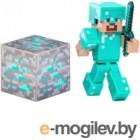 Фигурка Minecraft Diamond Steve / TM16504