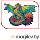 пазлы Culmo Радужный дракон 185 эл. JWP-RDRAG-M