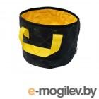 Сумка для хранения Assol, S, черный/желтый, BEROSSI (Размер: 20х20х17 см. Состав ткани: 35% хлопок, 65% полиэстер)