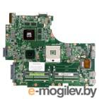 материнская плата для ноутбука Asus N53SV Rev: 2.1, SLJ4P BD82HM65, Core i3-i7, N12P-GS-A1 8xH5TQ1G63DFR-11C, IT8572E-AXA, 2 слота памяти, с поддержк