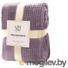 пледы и покрывала Плед Sova&Javoronok 85x130cm Lavender 26030818794
