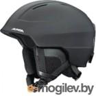 Шлем горнолыжный Alpina Sports Chute / A9098-30 (р-р 54-57, черный)