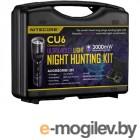Фонари Nitecore CU6 Hunting Kit 11460
