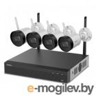 Комплект видеонаблюдения Dahua KIT/NVR1104HS-W-S2/4-G22