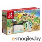 Игровая приставка Nintendo Switch [045496453343] Animal Crossing New Horizons<Grey>
