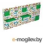 Органайзеры, кофры и вакуумные пакеты для хранения Система хранения Vobix IN Box №18 для организации детского рабочего места