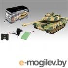 Танки игрушки. 1:18 Танк Leopard 2 (стреляет шариками). Радиоуправляемые модели