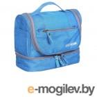 Органайзеры, кофры и вакуумные пакеты для хранения Косметичка-органайзер для путешествий Pictet Fino RH67 Light Blue