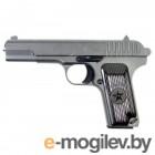 Пистолет страйкбольный GALAXY G.33А пружинный (6мм)