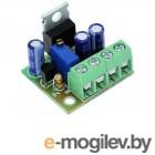 Электронные конструкторы и модули Радио КИТ Стабилизатор напряжения RP212.1M