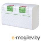 Полотенца Лайма Advanced White бумажное 2-слойные 24х21.5cm 200шт 111338