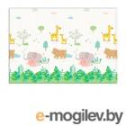 Развивающие коврики Mambobaby Soft Family Односторонний 190х130х1см