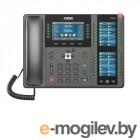 Оборудование VoIP (IP телефония) Оборудование VoIP (IP телефония)Fanvil IP X210 Black 1159462