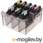 Набор насадок к машинке для стрижки шерсти Moser 1247-7440 (8шт)
