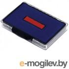Аксессуары для печатей Штемпельная подушка Trodat 56х33mm для 5460/5465 Blue-Red 72809