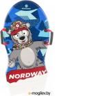Санки-ледянка Nordway 9SJOW0E80F / A20ENDSS008-MX (мультицвет)