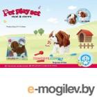 Интерактивная игрушка Toys Собачка на поводке / T825-1