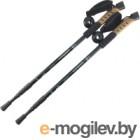 Палки для скандинавской ходьбы Energia 68276 (пробковые ручки)
