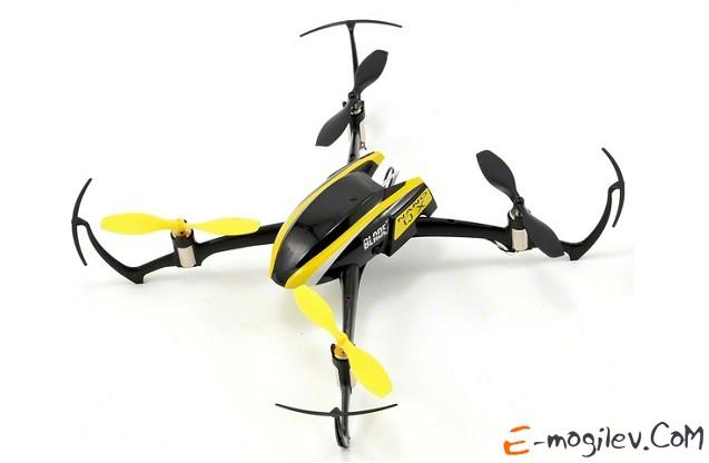Модель квадрокоптера Blade Nano QX. Радиоуправляемые модели