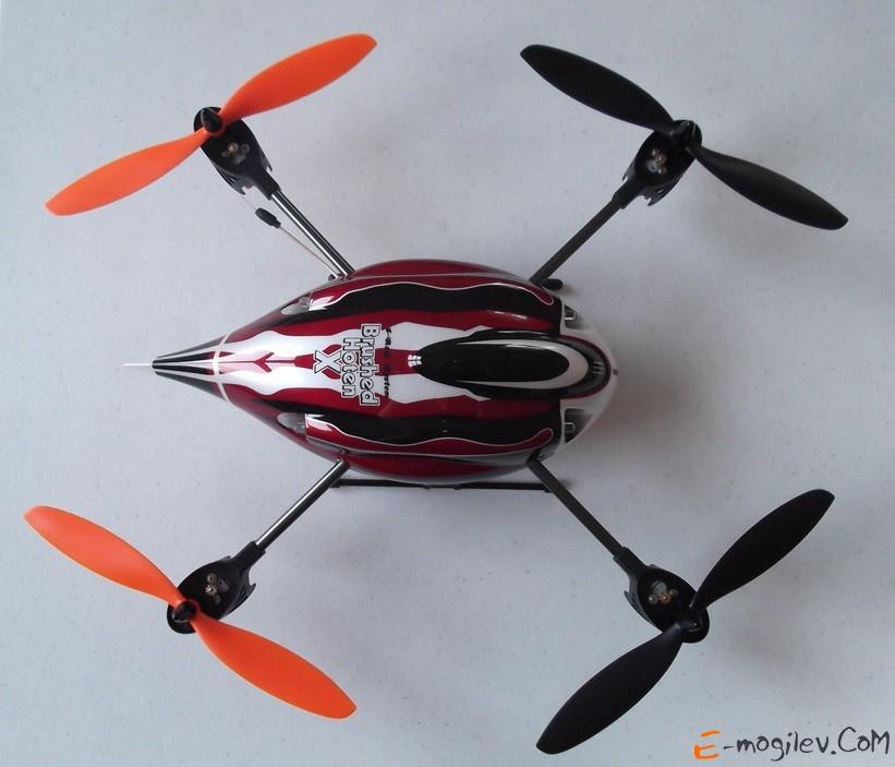 Квадрокоптеры для любителей. Модель квадрокоптера Walkera Hoten-X FPV. Радиоуправляемые модели