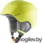 Шлем горнолыжный Alpina Sports 2020-21 Grand Jr / A9224-40 (р-р 51-54, неоновый желтый)