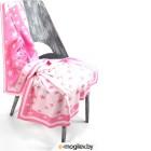 Плед детский Polesie 5С1840-Д43 100x80 (розовый миндаль)