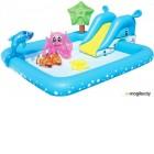 Водный игровой центр Bestway Фантастический аквариум 53052 (239x206x86)