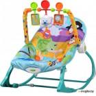 Качели для новорожденных Costa 8615 (синий)