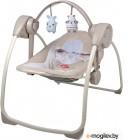 Качели для новорожденных Farfello 27217 (бежевый)