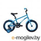 Велосипед Stark 20 Foxy 14 Boy голубой/белый H000016494