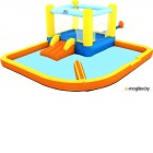 Водный игровой центр Bestway Beach Bounce 53381 (365х340х152)