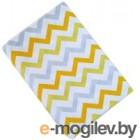 Комплект постельного белья Martoo Comfy С / CMS-3-YEGRZ (желто-серый зигзаг)