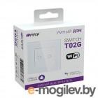 Умный выключатель HIPER IoT Switch T02G, WiFi, Android/iOS, белый (HDY-ST02G)