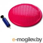 Диск балансировочный Indigo Равновесие Slim 1BC 33-1 Pink