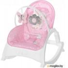 Детский шезлонг Lorelli Enjoy Pink Hug / 10110112158