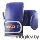 Перчатки для единоборств Novus LTB-16302 (M, синий)