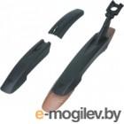 Крылья для велосипеда STG XGNB-65 / X98849 (24-26, черный)