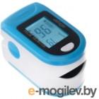 Пульсоксиметр EnerGenie EG-PO2W (белый/синий)