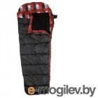 Спальные мешки Ace Camp Mesa Hybrid правый Black-Red 3973