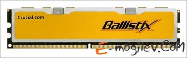 Crucial BL6464AA804 KIT 2x512mb Уценка БУ