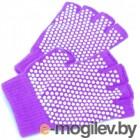 Перчатки для фитнеса Bradex SF 0208 (фиолетовый)