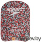 Доска для плавания Speedo Eva Kickboard 802762 / F420 (Red/Blue)