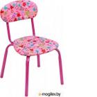 Детский стул Nika СТУ5 Сердечки на розовом