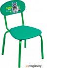 Детский стул Nika СТУ6 С енотиком Emerald