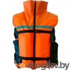 Спасательные жилеты Таежник Сильвер-1 р.52-56 Orange