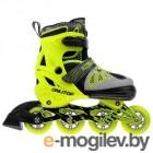 Роликовые коньки Onlitop Abec 7 р.L 38-41 Black-Yellow 4605228