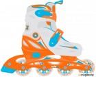 Роликовые коньки Ridex Cricket р.L 39-42 Orange УТ-00018616
