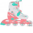Роликовые коньки Ridex Cricket р.L 39-42 Mint УТ-00018614